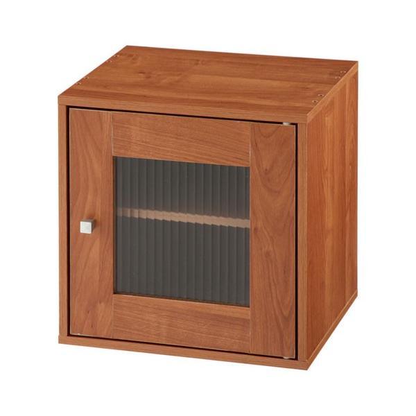 キューブボックス 収納 引き出し 扉 仕切り オープン フラップチェスト 収納ボックス 奥行30cm 木製 A4 子供部屋 おしゃれ|kagubiyori|27
