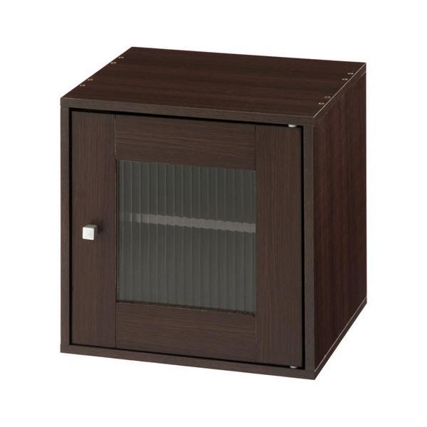 キューブボックス 収納 引き出し 扉 仕切り オープン フラップチェスト 収納ボックス 奥行30cm 木製 A4 子供部屋 おしゃれ|kagubiyori|30