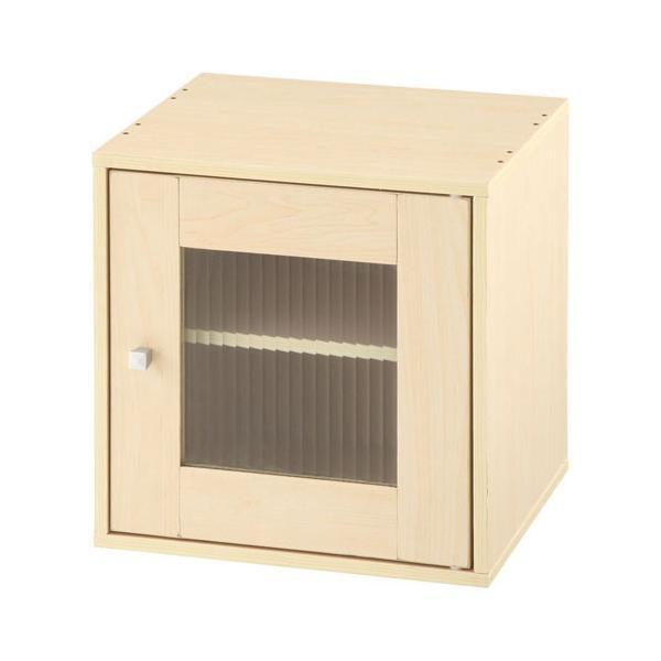 キューブボックス 収納 引き出し 扉 仕切り オープン フラップチェスト 収納ボックス 奥行30cm 木製 A4 子供部屋 おしゃれ|kagubiyori|24