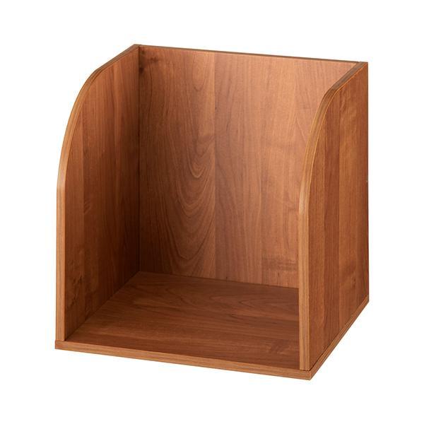 キューブボックス 収納 引き出し 扉 仕切り オープン フラップチェスト 収納ボックス 奥行30cm 木製 A4 子供部屋 おしゃれ|kagubiyori|37