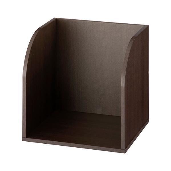 キューブボックス 収納 引き出し 扉 仕切り オープン フラップチェスト 収納ボックス 奥行30cm 木製 A4 子供部屋 おしゃれ|kagubiyori|39