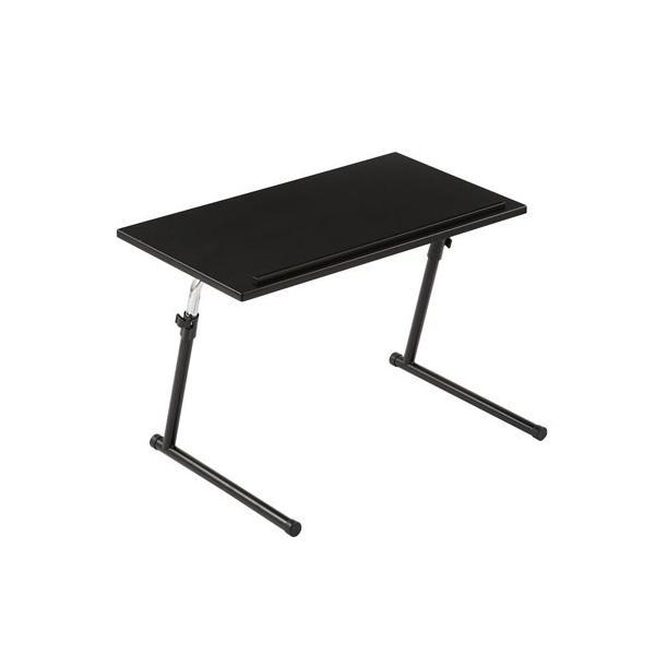 ワークテーブル 作業台 折りたたみ 木製 おしゃれ 高さ調整 昇降式 テーブル 70cm サイドテーブル PC パソコン 机 ロータイプ|kagubiyori|10