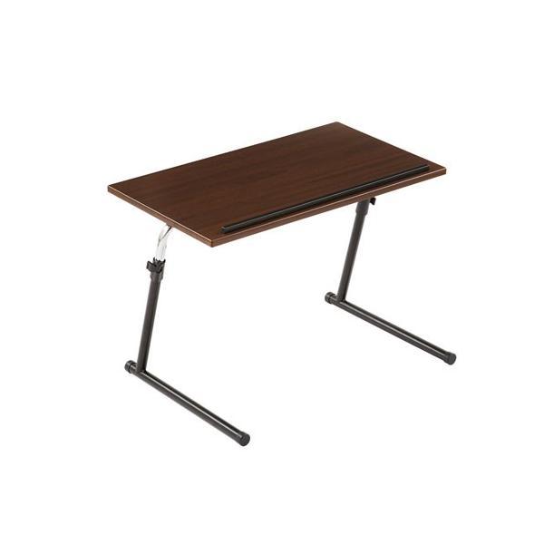 ワークテーブル 作業台 折りたたみ 木製 おしゃれ 高さ調整 昇降式 テーブル 70cm サイドテーブル PC パソコン 机 ロータイプ|kagubiyori|12