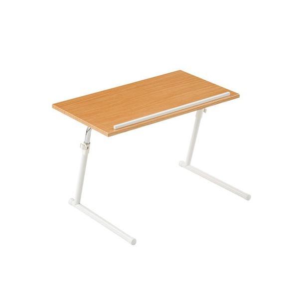 ワークテーブル 作業台 折りたたみ 木製 おしゃれ 高さ調整 昇降式 テーブル 70cm サイドテーブル PC パソコン 机 ロータイプ|kagubiyori|13