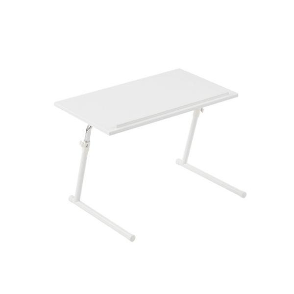 ワークテーブル 作業台 折りたたみ 木製 おしゃれ 高さ調整 昇降式 テーブル 70cm サイドテーブル PC パソコン 机 ロータイプ|kagubiyori|11