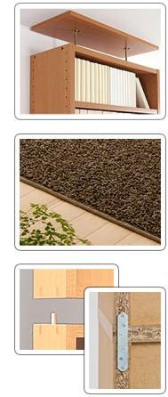 耐震家具の特徴