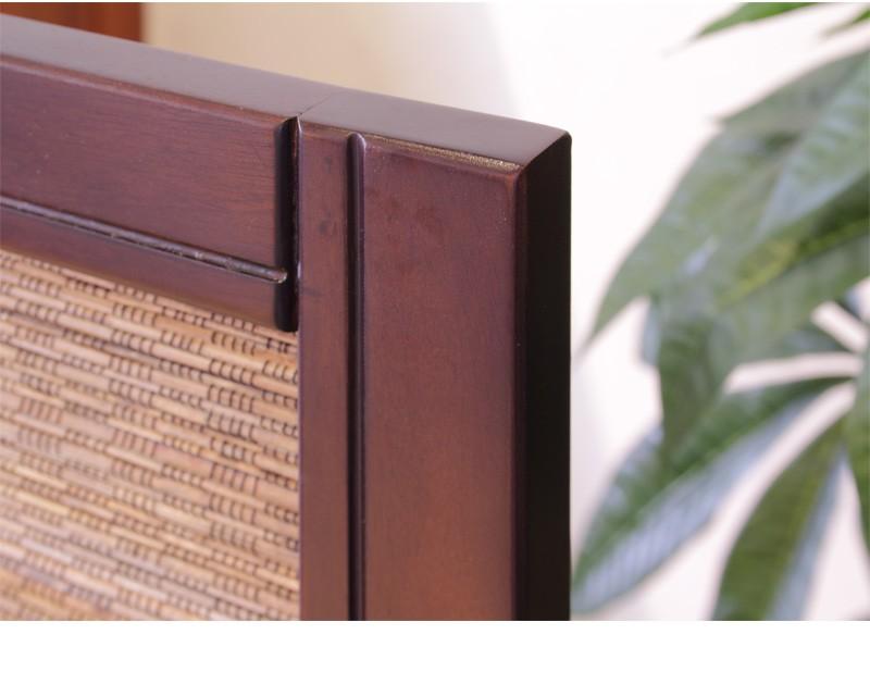 ココ スクリーン 3連 高さ125cm アジアン シンプル 和風 衝立 スクリーン