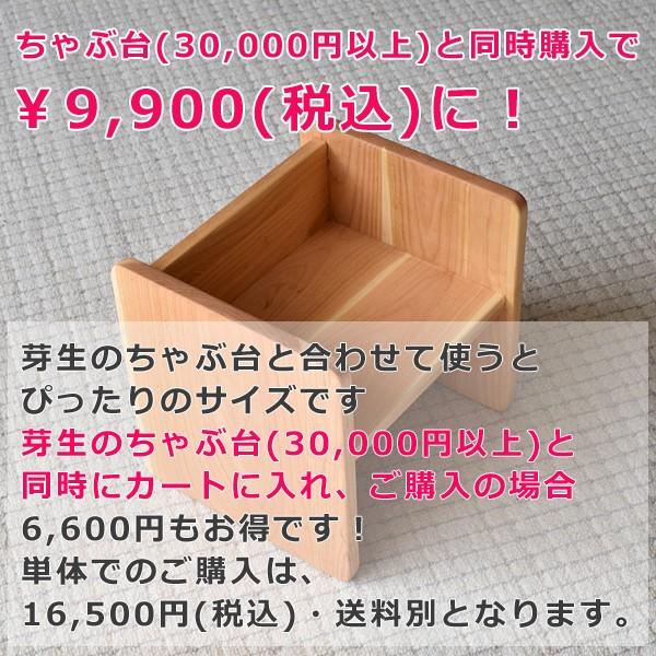 キッズチェア・BOX