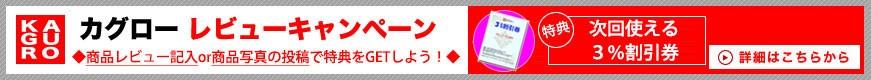 レビューキャンペーンページ