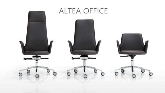 Designed by Jorge Pensi. ALTEA OFFICE