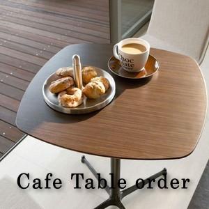 カフェテーブル ダイニング テーブル ウッドテーブル 正方形 カフェテーブル ミッドセンチュリー シンプル モダン 木製ダイニング