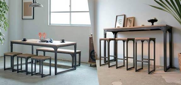 インダストリアル 家具