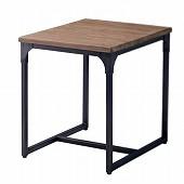 インダストリアルテーブルW600D750