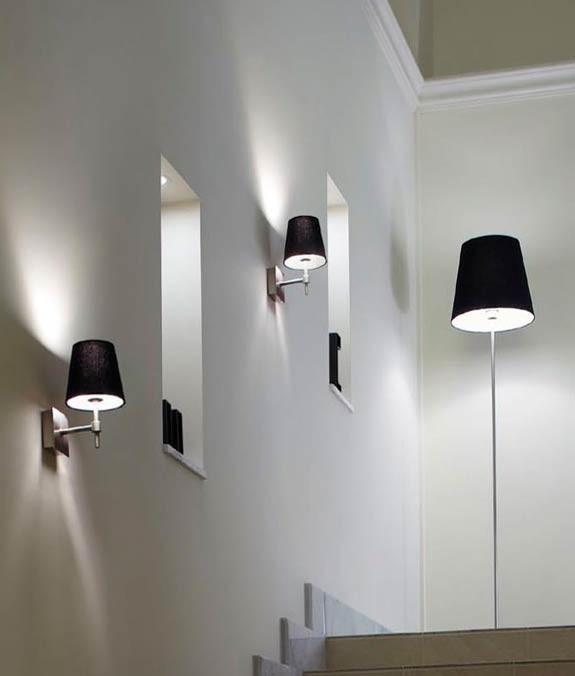布セードのシンプルな照明シリーズ
