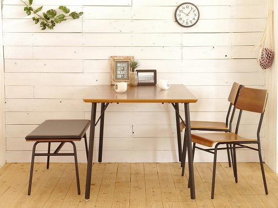 モントシリーズ:テーブル チェア ベンチ