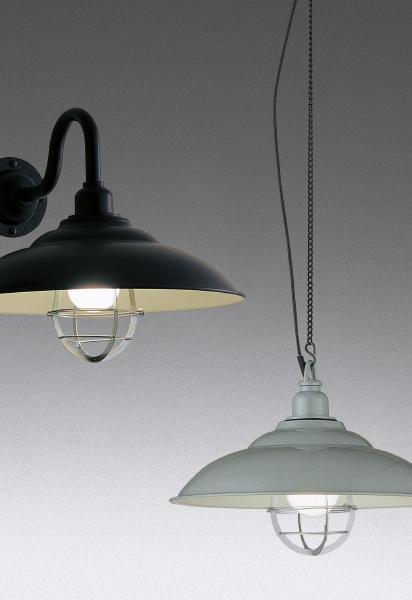 倉庫照明のようなデザイン/天井照明とブラケットMP4316、MB5645