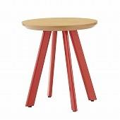 サイドテーブル サイズ直径幅40高さ44cm