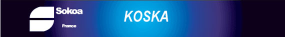 SOKOA社 KOSKAチェア
