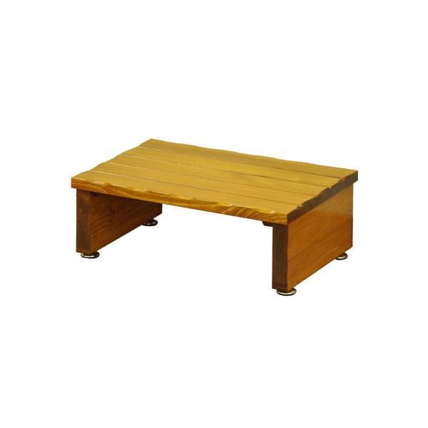 玄関踏み台 木製 玄関 踏み台45幅 幅45cm 奥行き30cm 高さ16.5cm おしゃれ踏み台ステップ昇降台 天然木 靴 収納 スリッパ収納 シンプル かわいい (GF-4515)|kaguto|12