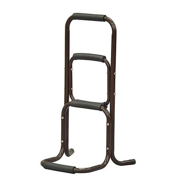 立ち上がり補助手すり 立ち上がりサポートスタンド ハイタイプ75cm 手摺り|kaguto|10