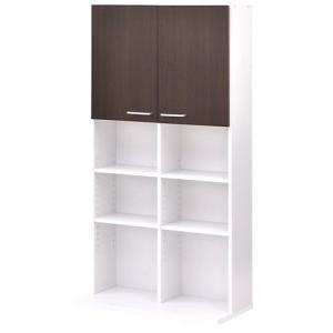 本棚 CDラック DVDラック インテリア 家具 おしゃれ 北欧風 収納 スリム シンプル|kaguya|09