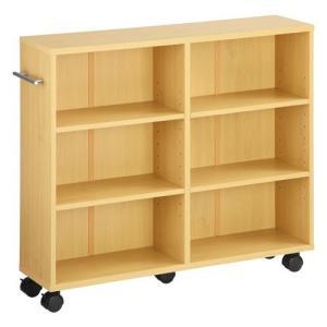 本棚 チェスト 押入れ収納 キャスター付き 木製 隙間 すきまラック CD DVD ラック 隙間収納 ボックス|kaguya|20