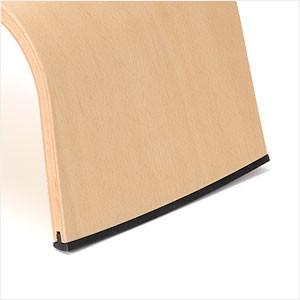 アグラスツール-床面のカーブ