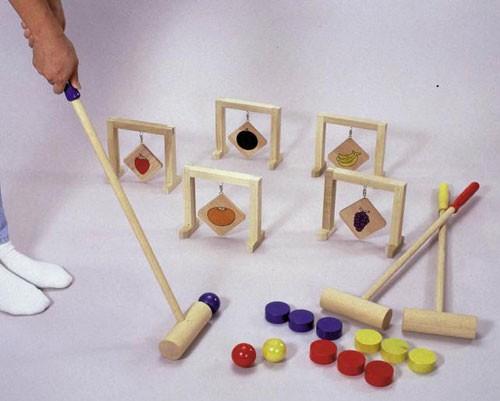 ゲートボール(くだもの) YOT-3507の使用例
