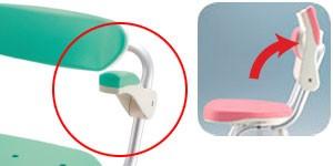 シャワーチェア コンパクトスツール 折りたたみタイプの使用説明