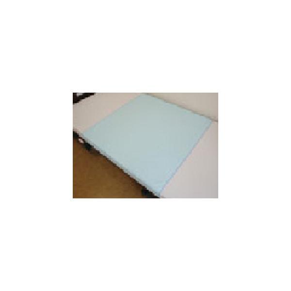 介護用シーツ  おねしょ 速乾 はっ水 ブルー防水シーツ スムースニット 145×90cm レギュラーサイズ 100-01 得トクセール|kaigo-smile|06
