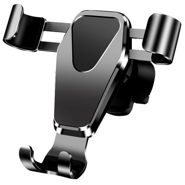 車載ホルダー スマホ スマートフォン フォルダー 車用 高級 カーナビ スタンド エアコン吹き出し口 重力サポート 車内用品 運転支援 全自動感応 iPhone Android|kaimonotengoku|21