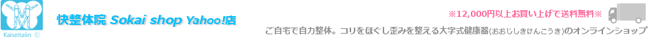 快整体院 Sokai shop Yahoo!店