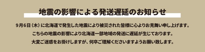 北海道地震