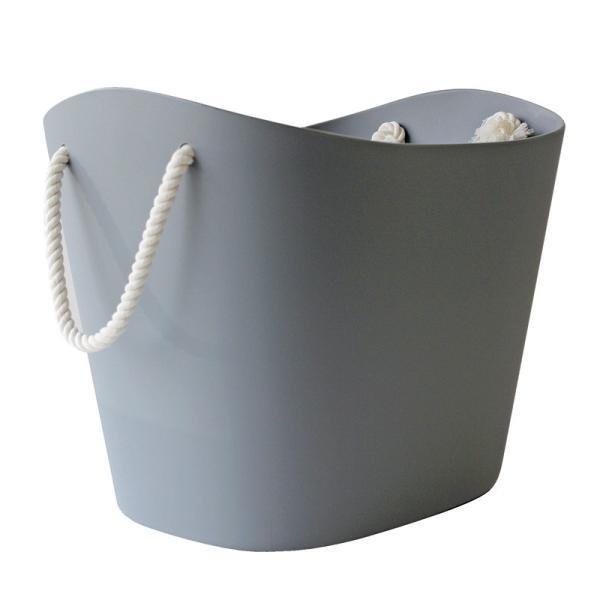 バルコロール M 全10色 洗濯かご 洗濯カゴ バルコロール m 収納ボックス おしゃれ 収納カゴ バスケット 収納 かご balcolore kajitano 15