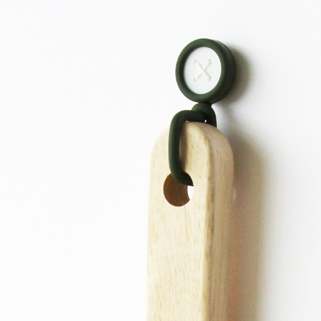 ボタンスリング(ハンギングマグネット)2個セット