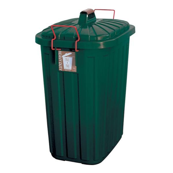 ゴミ箱 おしゃれ 分別 ペールペール 屋外 大型 45リットル ゴミ袋 ふた付き ペールxペール PALE x PAIL 60L 日本製|kajitano|10