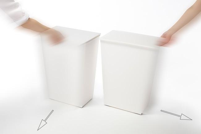 クード ごみ箱 ワイド