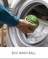 セラミックの力で洗濯をフォローする不思議なボール