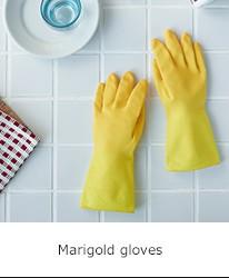 イギリスのゴム手袋の老舗「Marigold」