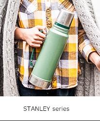 丈夫で保温・保冷機能の優れた水筒・スタンレー