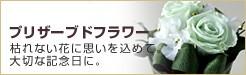 銀座花門:プリザーブド