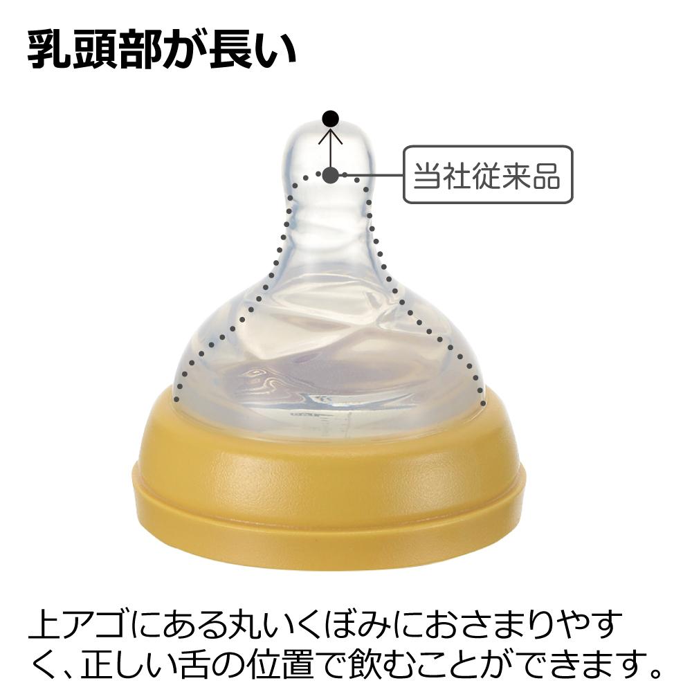 スヌーピー70thおでかけミルクボトル160mL
