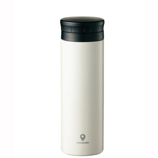 水筒 マグボトル 500ml おしゃれ 保温 保冷 直飲み 軽量 真空二重ステンレス シンプル 軽い|kanaemina|11