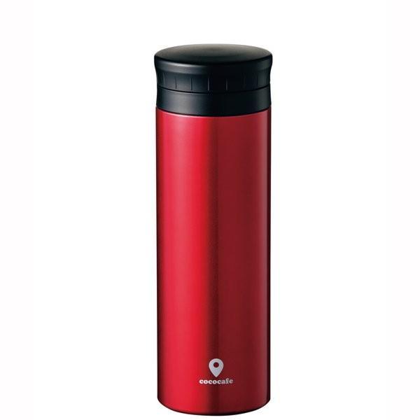 水筒 マグボトル 500ml おしゃれ 保温 保冷 直飲み 軽量 真空二重ステンレス シンプル 軽い|kanaemina|10