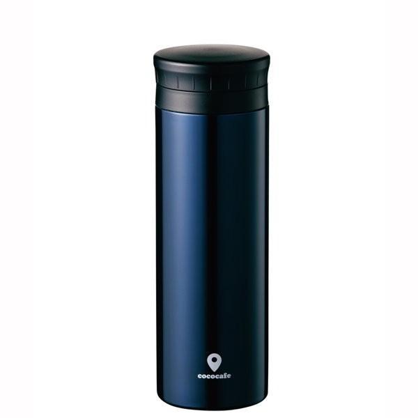 水筒 マグボトル 500ml おしゃれ 保温 保冷 直飲み 軽量 真空二重ステンレス シンプル 軽い|kanaemina|09