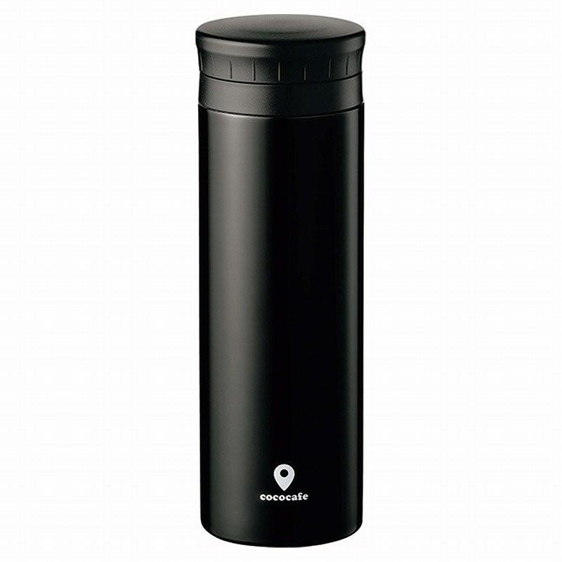 水筒 マグボトル 500ml おしゃれ 保温 保冷 直飲み 軽量 真空二重ステンレス シンプル 軽い|kanaemina|12