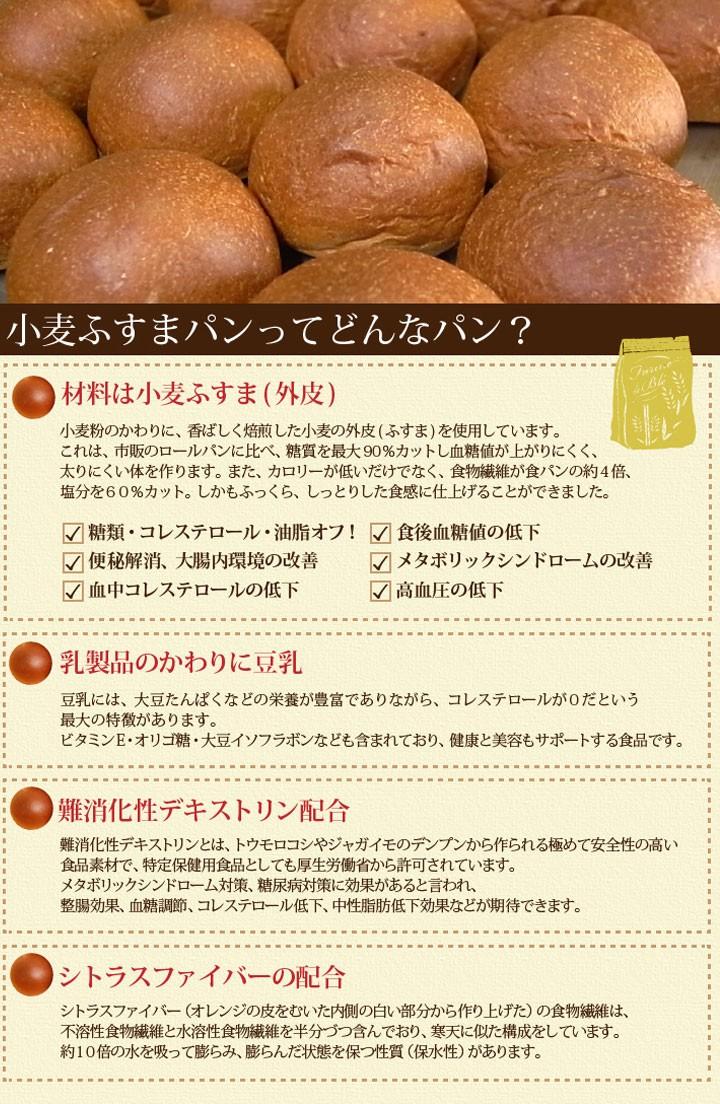 糖質制限 ふすまパン 低糖 糖質オフ