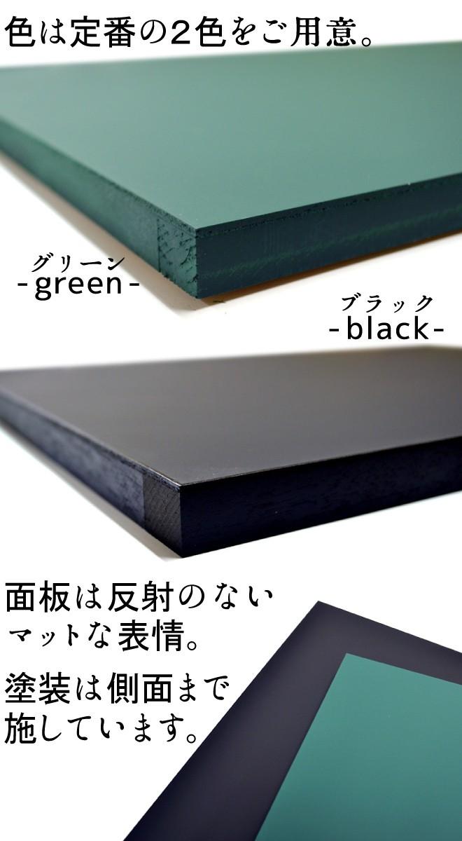 チョークボード黒板