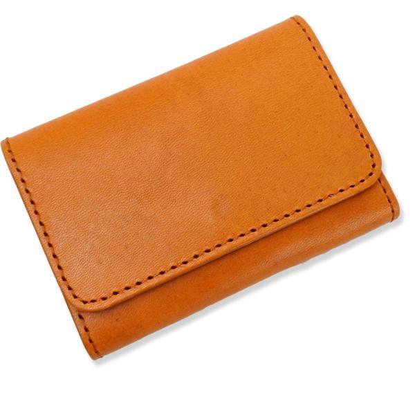 栃木レザー カードケース 名刺入れ 本革 パスケース 財布 おしゃれ ブランド 人気 日本製 得トク0626|kanoa|10
