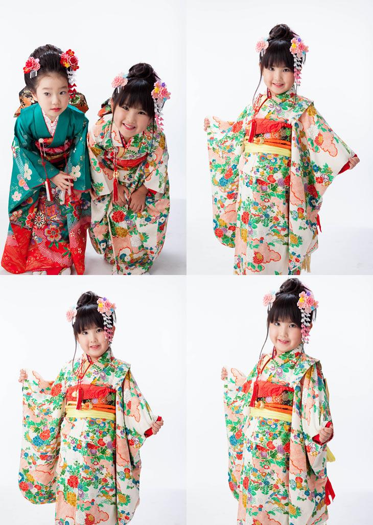 かんざし2点セット ピンク753 菊 梅 花 つまみかんざし パッチンどめ シルク ちりめん 髪飾り 髪留め ヘアアクセサリー 結婚式 婚礼 パーティー 浴衣 ゆかた 着物 東京伝統工芸マーク